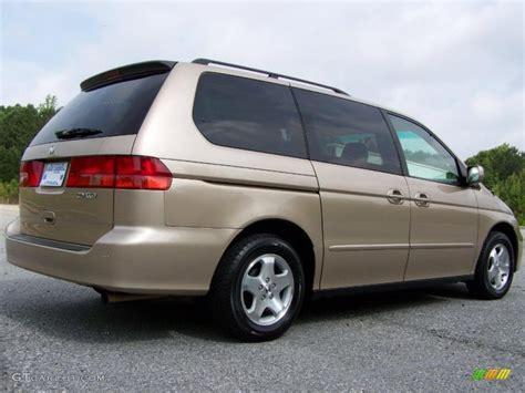 2000 Honda Odyssey by Mesa Beige Metallic 2000 Honda Odyssey Ex Exterior Photo