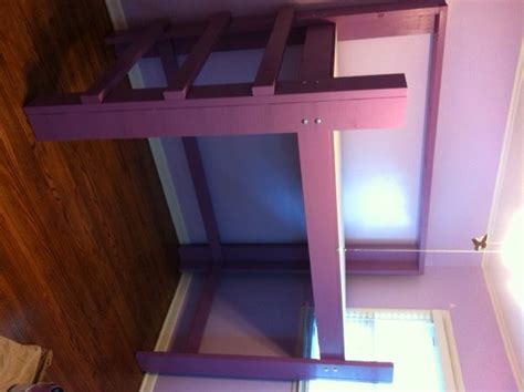 how to build a loft bed with desk loft beds 11 steps