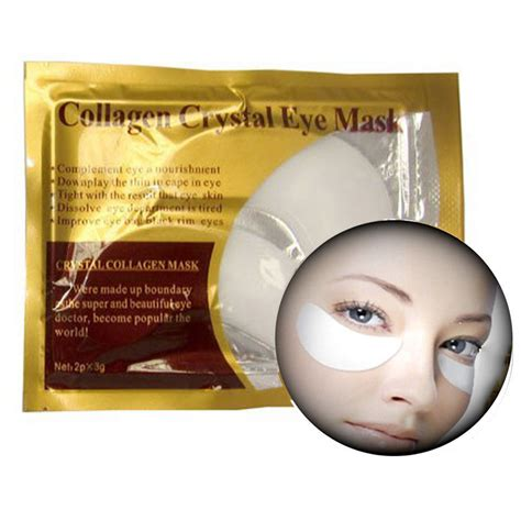 Collagen Eye eye pads collagen 1 pair professional nail and