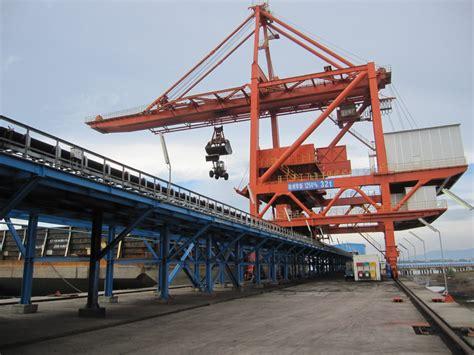 ship to ship transfer adalah kapasitas grab type ship unloader dan jetty conveyor