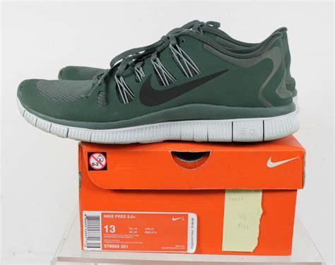 nike running shoes size 13 nike green free 5 0 lace up running shoes size 13 ebay