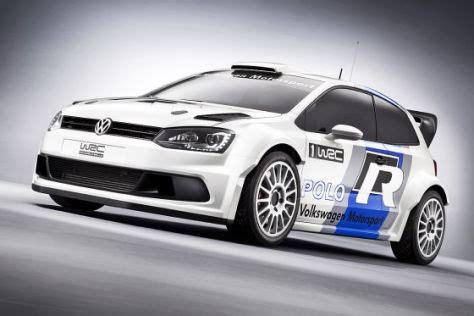 Rallye Auto Gestohlen by Fia Rallye Wm Volkswagen Startet Mit Dem Polo R Wrc