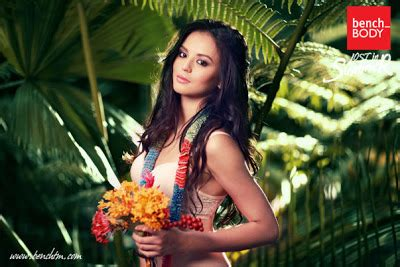 georgina wilson in bench s lost in summer ad back to