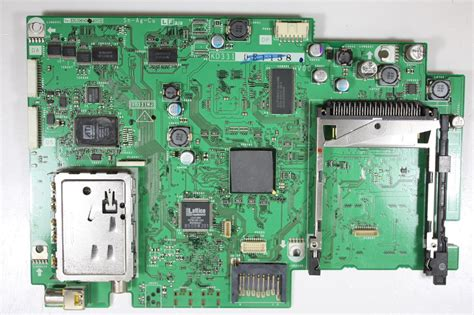 sharp 37 quot lc 37d6u kd331de11 board motherboard unit ebay