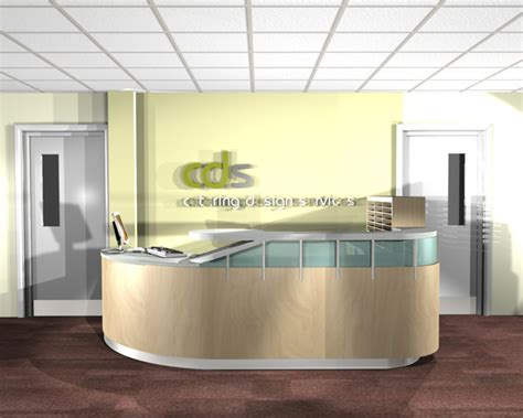 Cds Office Space Stina Willett Office Front Desk