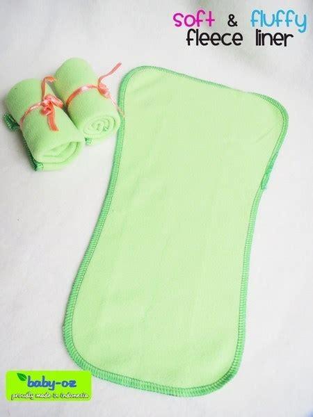 Infant Insert Alas Gendongan Karir fleece liner baby oz grosir retail clodi perlengkapan bayi murah