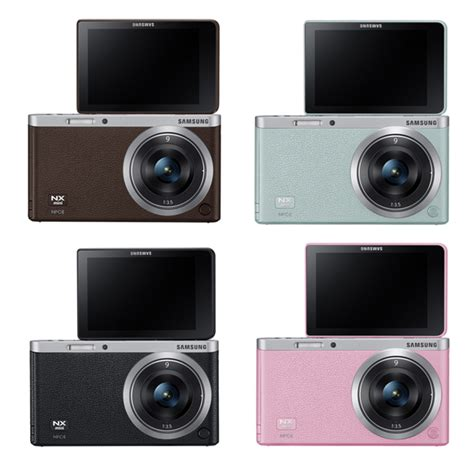 Samsung Smart Nx Mini samsung nx mini smart with interchangeable lens tuvie