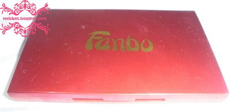 Eyeshadow Fanbo Vs Mirabella velichen s review fanbo fantastic eye shadow kit