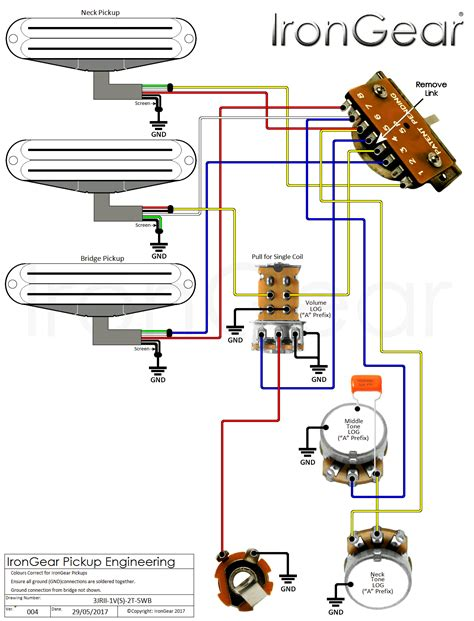 fender single coil humbucker wiring diagram wiring diagram