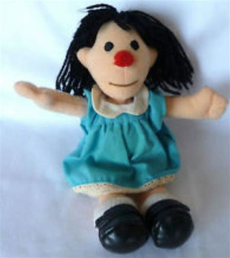 Molly Doll From Big Comfy Couch Tv Show These Are A Few