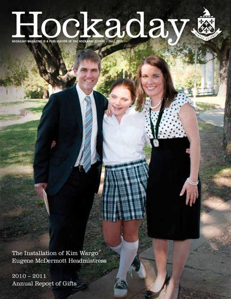 nancy garcia mcallen tx hockaday magazine fall 2011 by the hockaday school issuu