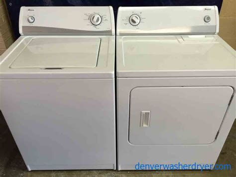 amana washer and dryer large images for amana washer dryer set by whirlpool heavy duty direct drive