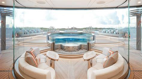 jacht russische miljardair kismet yacht charter details lurssen charterworld