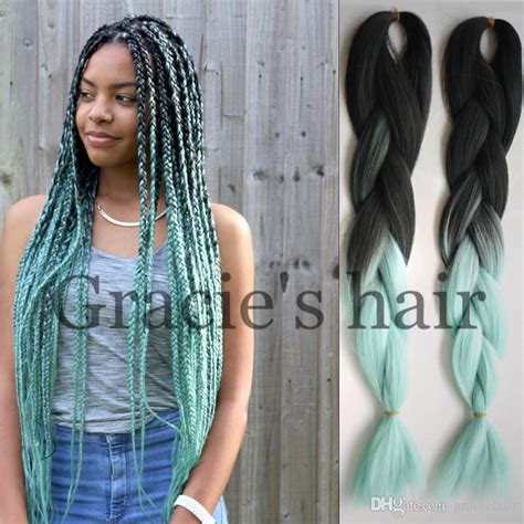 dark blue marley hair hot cheap havana twist box braids hair 24inch 100gram