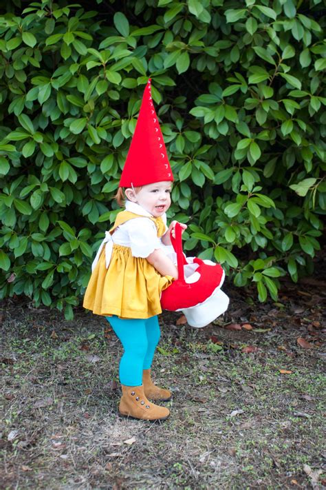 garden costume ideas diy garden gnome costume