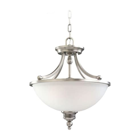 sea gull lighting laurel leaf 2 light antique brushed