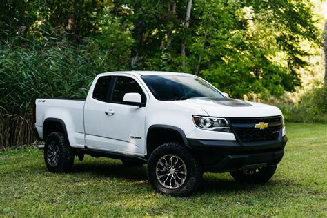 gm authority 2017 chevrolet colorado zr2 review drive gm authority