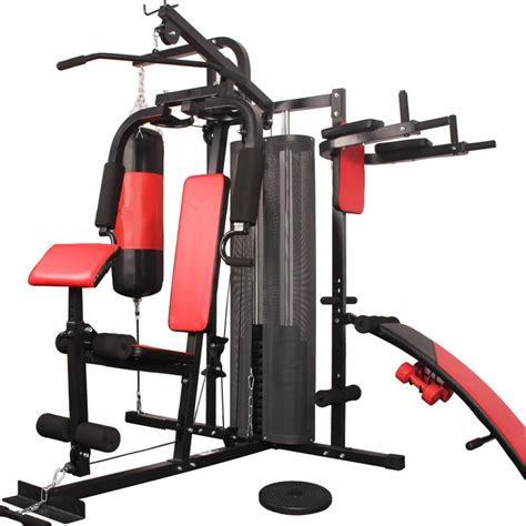 workout fitness exercise multi station home