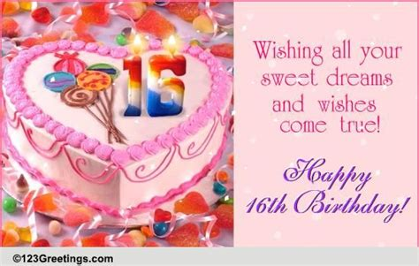 Sweet Happy Birthday Wishes For Birthday Greetings On Pinterest Happy Birthday Birthday