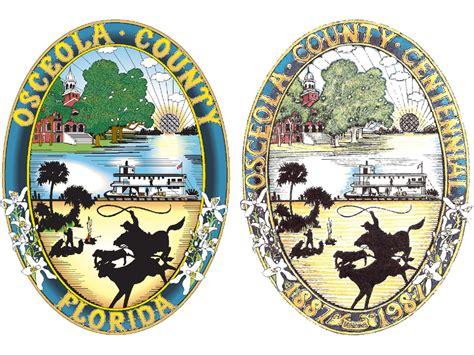 Kissimmee Records Osceola County Logo