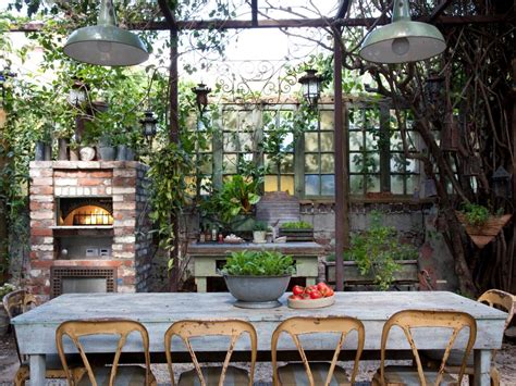 15 outdoor rooms for entertaining hgtv