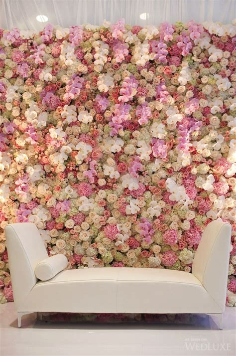 How To Make A Paper Flower Wall - 25 best ideas about flower wall on flower