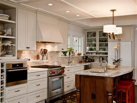 traditional style kitchen cabinets photo page hgtv