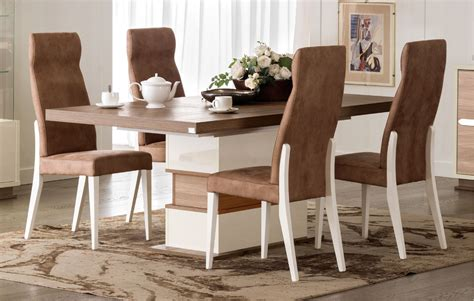 Modern Formal Dining Room Tables Evolution Dining Italy Modern Formal Dining Sets Dining Room Furniture