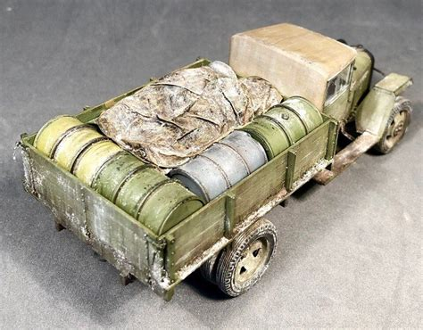 Miniart 35134 Gaz Mm Mod 1943 miniart 35134 gaz mm mod 1943 cargo truck fomin
