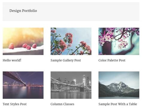 change portfolio layout wordpress change the posts per page in your portfolio category template