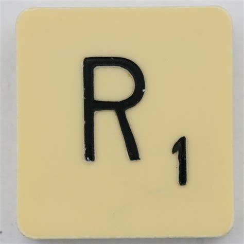 scrabble letter r scrabble letter r a photo on flickriver