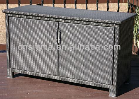 outdoor wicker storage cabinet 56 outdoor wicker storage cabinet bbq and patio bbq and
