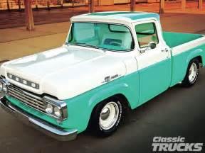 1959 Ford Truck 1959 Ford F 100 Classic Trucks Magazine