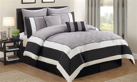 duck river textile 8 piece quilted comforter sets groupon