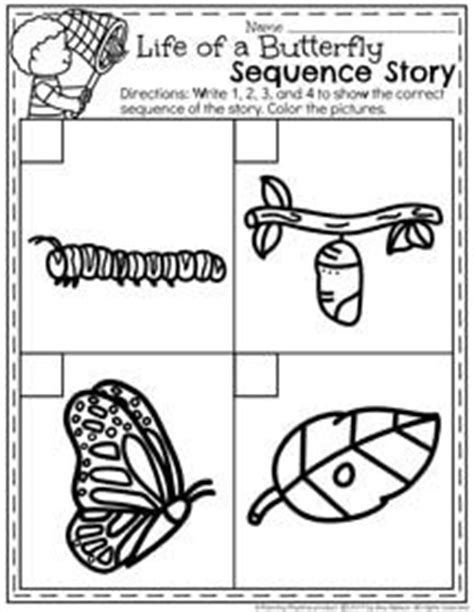 Cycle Of A Butterfly Worksheet For Kindergarten by May Preschool Worksheets Preschool Worksheets