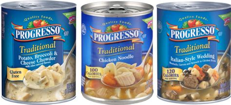 progresso light soup recipes progresso canned soup