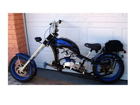 78 best images about motorized chopper bicycles on