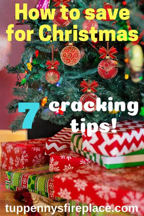 how to get starterd for chrismas how to save for 7 easy tips to get started