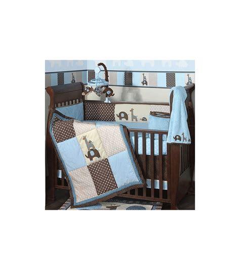 Play Crib Jake by Lambs Jake 5 Baby Crib Bedding Set