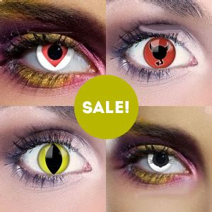 colored contacts for sale sale quality colored contact lenses black sclera