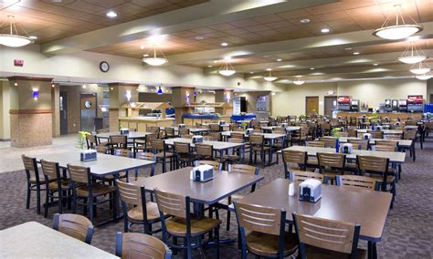 dining hall qpk design architectural design syracuse ny