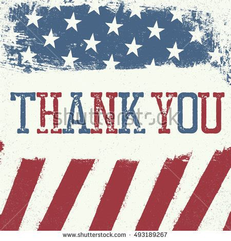 thank you card for veterans word template thank you veterans stock images royalty free images