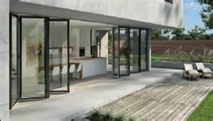 stacking glass doors aluminium folding stacking doors images