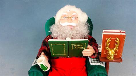 story telling santa claus animated christmas youtube