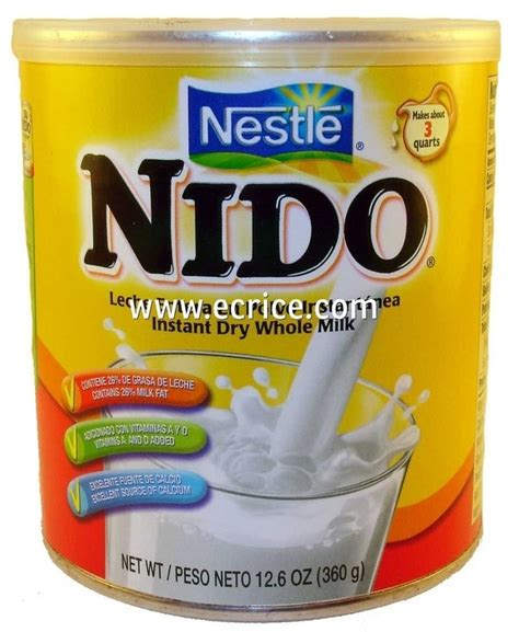 Klim Nestle Made In what is the difference between nestl 233 nido milk powder and