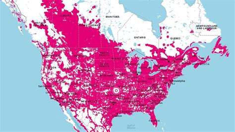 t mobile coverage map usa t mobile 4g lte coverage map
