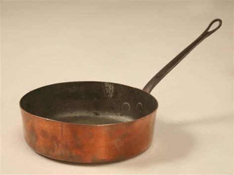 Vintage Etnik Cina Se 10 antique copper pots and pans for sale at 1stdibs