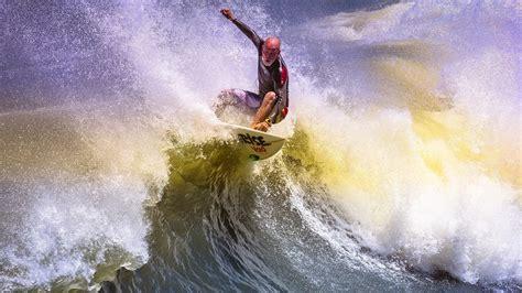 telecharger  full hd fond decran surf vague