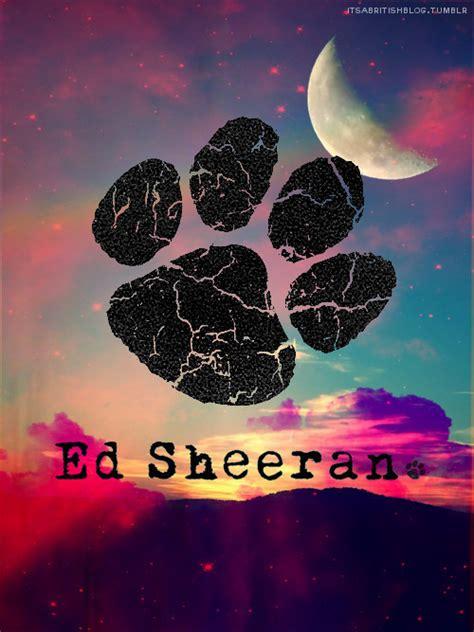 ed sheeran logo itsabritishblog