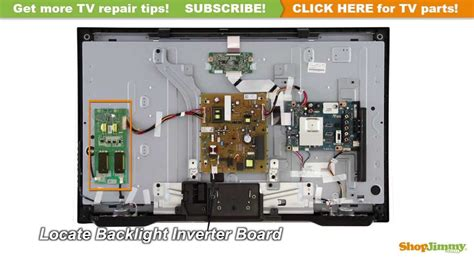 lg 6632l 0627a backlight inverter boards replacement guide for lcd tv repair